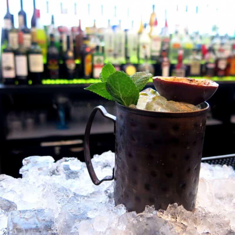 Jamrock - A Barbadian Rum Cocktail, jamrock, rum cocktail