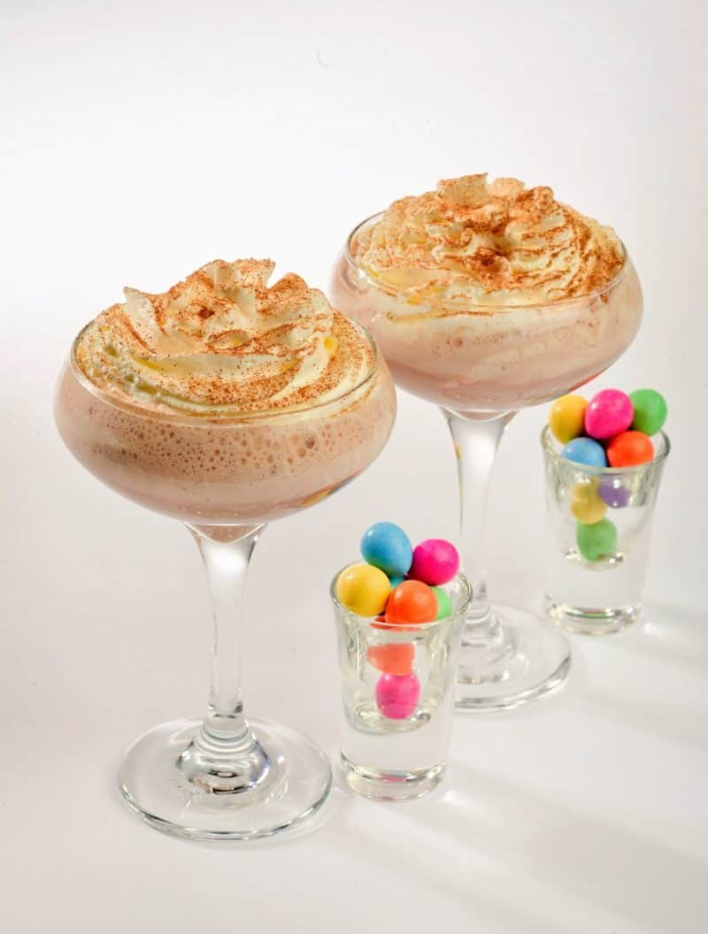 Easter Egg Martini