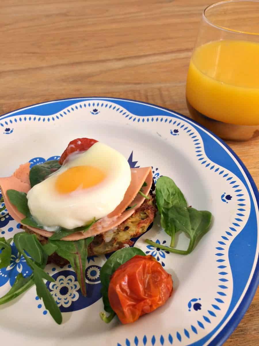 Syn Free Slimming World Breakfast Tower