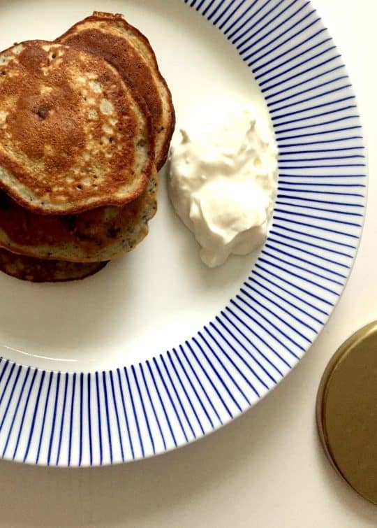 The Body Coach #Leanin15 Protein Pancakes