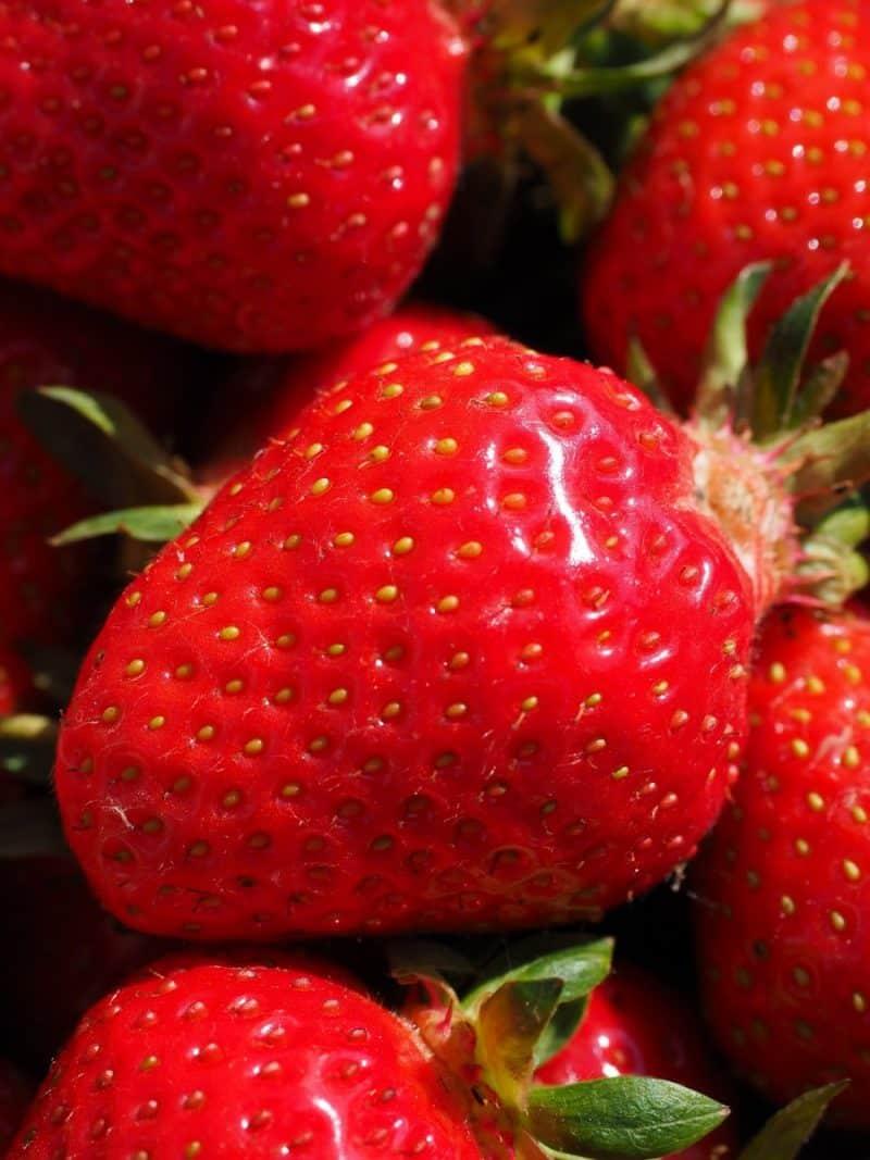 ways with strawberries