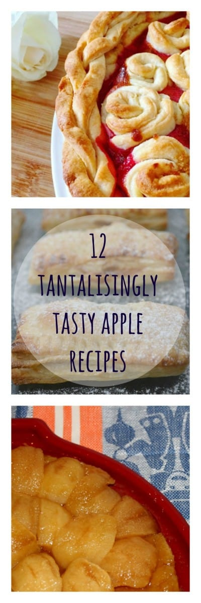 12 tantalisingly tasty apple recipes