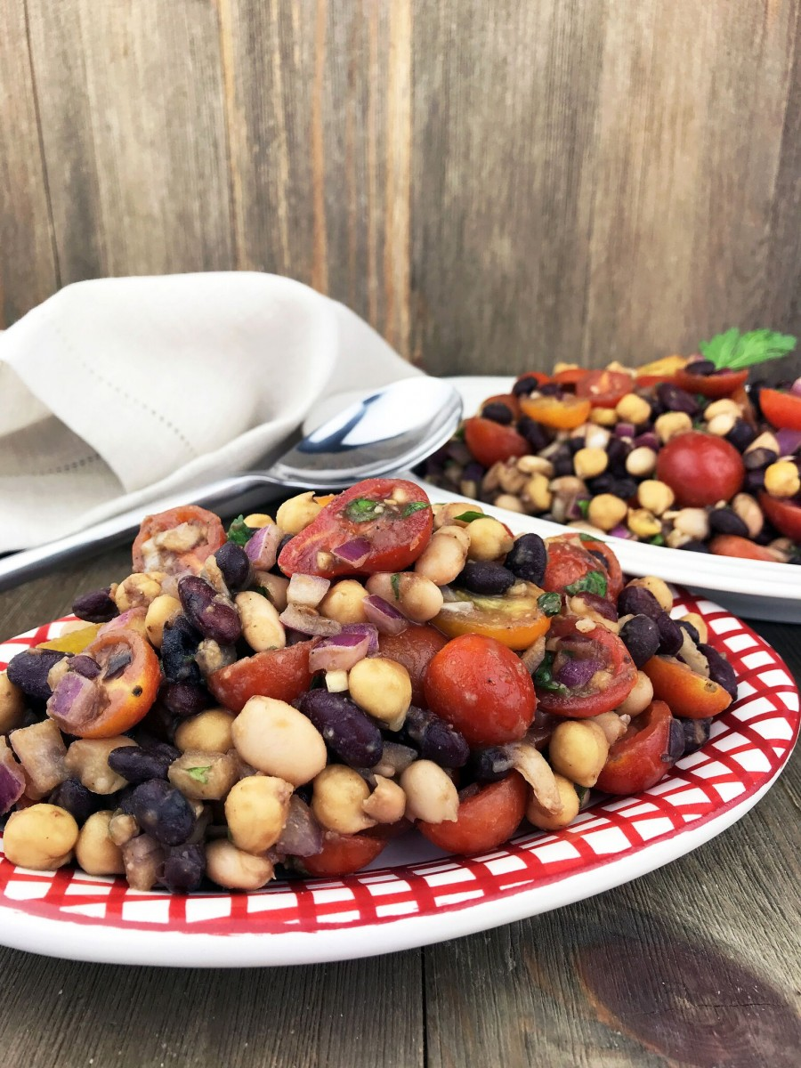 best 4 bean salad recipe