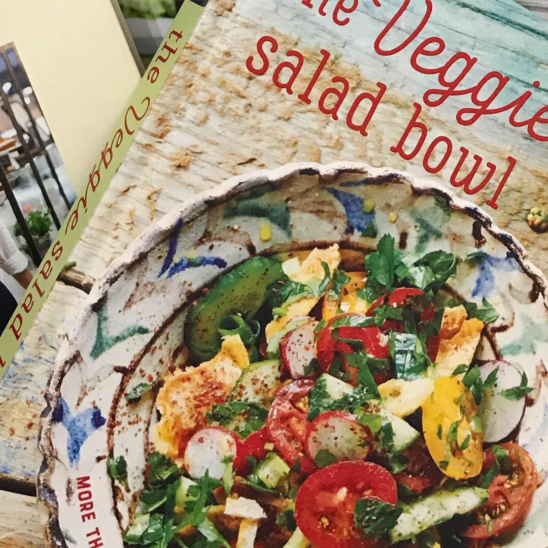 the veggie salad bowl