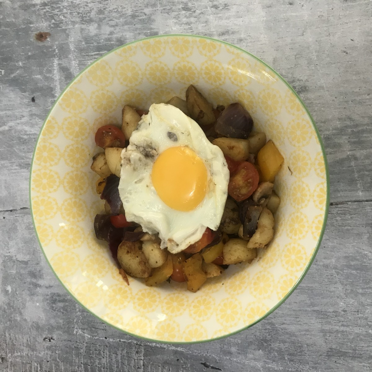slimming world potato hash