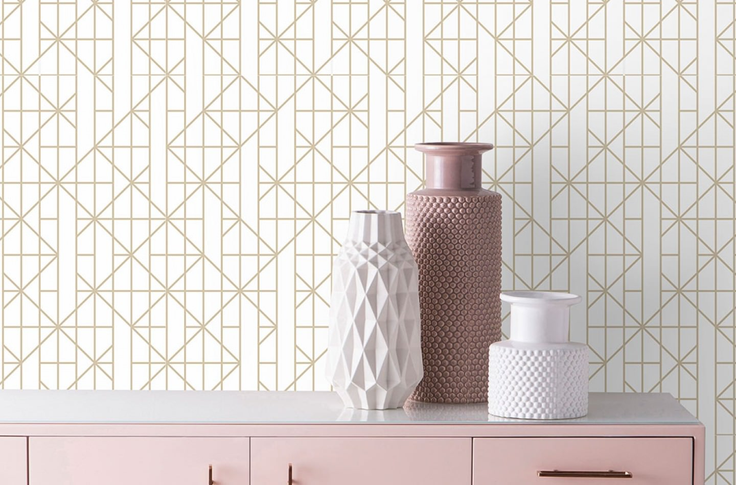 MODERNISE THE LOOK OF YOUR KITCHEN WITH WALLPAPER