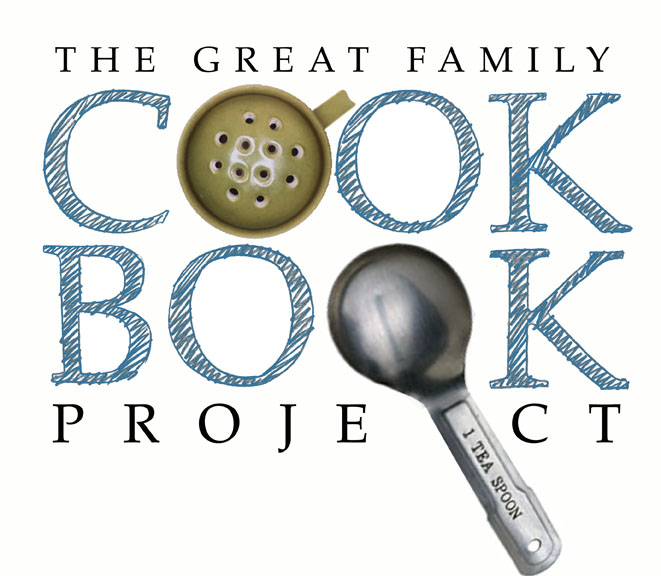 Create a personalised family cookbook